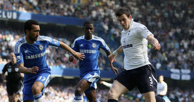 Gareth Bale: Taking plenty of positives from Stamford Bridge stalemate