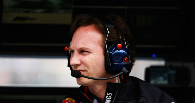 Christian Horner: Red Bull have questioned the legality of Mercedes device