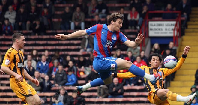 Chris Martin: Norwich striker, who was with Palace last season, moving to Swindon