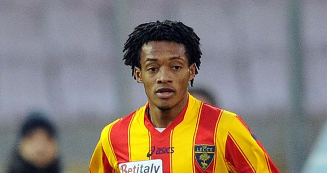 Juan Cuadrado: Colombian midfielder is joining Fiorentina on loan with a view to a permanent switch