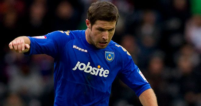 David Norris: Just waiting to see if Portsmouth accept a bid for him