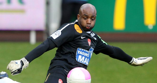 Steeve Elana: Has signed at Lille on three-year deal