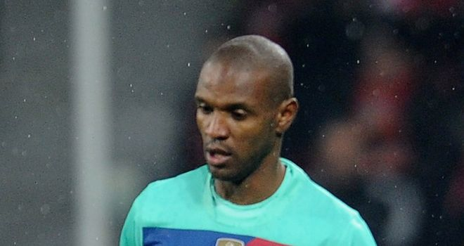 Eric Abidal: Quitting was not on his mind