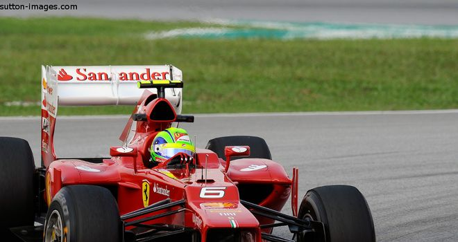 Felipe Massa: Things Ferrari made a step forward