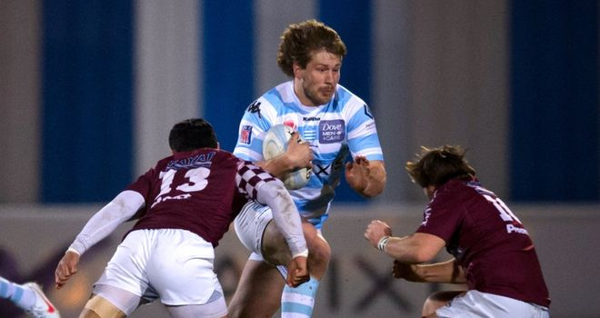 Francois Steyn: Has agreed a three-year deal with Sharks