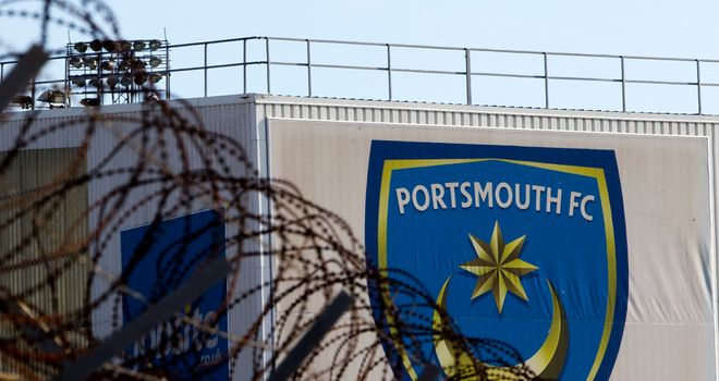 Portsmouth continue to face an agonising battle to survive