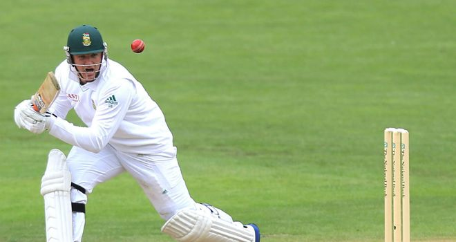 Graeme Smith: South Africa skipper has impressive record in England