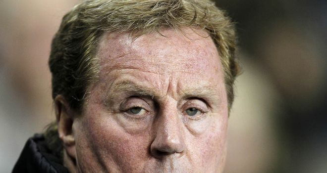 Harry Redknapp: Spurs boss needs his team to recapture their early season form