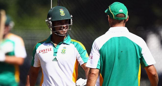 JP Duminy: Warm down injury could be huge for South Africa hopes
