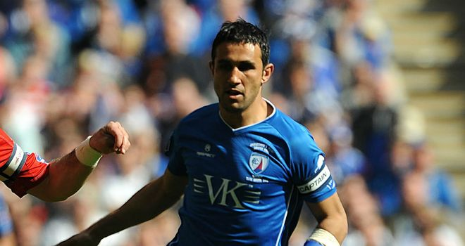 Jack Lester: Set for Spireites swan song