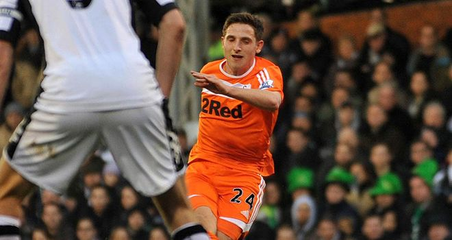Joe Allen: Linked with a move away from Swansea but Michael Laudrup is confident he will stay