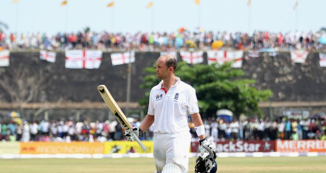 Jonathan Trott: his century in Galle bucked the trend for England's underperforming batsmen