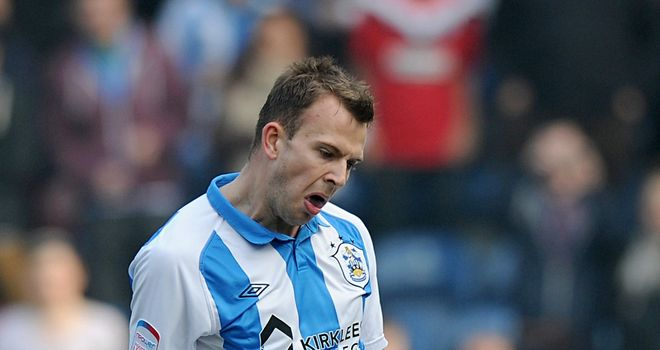Jordan Rhodes: Striker is committed to Huddersfield after being linked with a move to Celtic