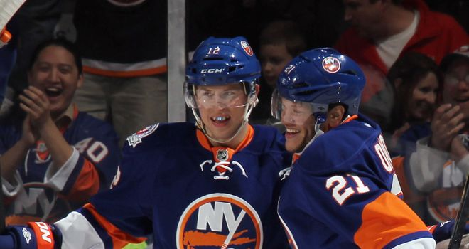 Josh Bailey: Starred as Islanders defeated Penguins
