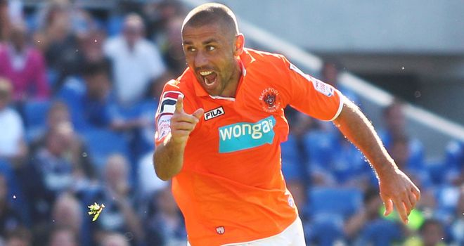 Kevin Phillips: Veteran striker has been a key figure in Blackpool reaching the play-offs