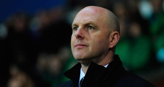 Steve Kean: Watched Blackburn suffer an untimely defeat to Liverpool on Tuesday