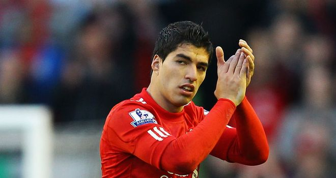 Luis Suarez: Ready to sacrifice himself for success for Liverpool