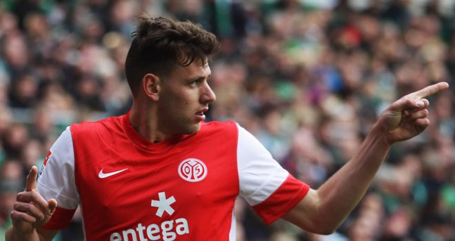 Adam Szalai: Mainz striker eager to make up for lost time after injury