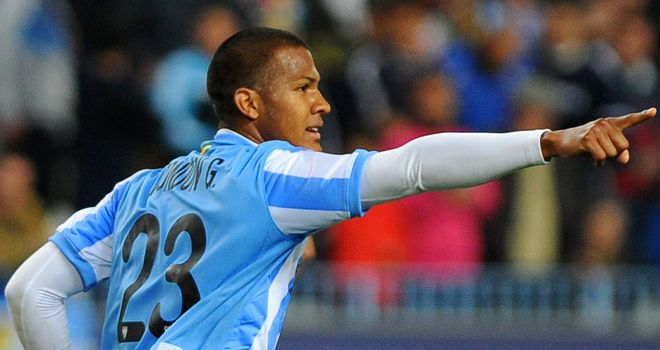 Salomon Rondon: Malaga striker has received  'substantial' offers