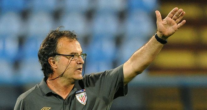 Marcelo Bielsa: Bilbao coach will be at the helm of the Europa League finalists next term