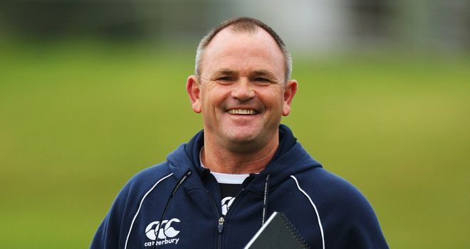 Mark Anscombe: Injury concerns for Ulster coach
