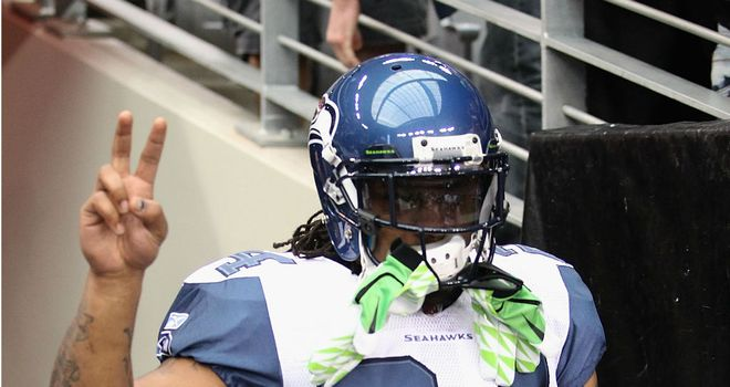 Marshawn Lynch: Has signed a new contract with the Seattle Seahawks