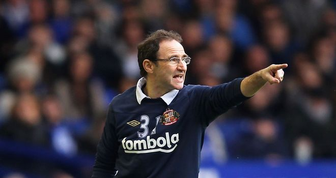 Martin O'Neill: Remaining patient as he attempts to strengthen his squad