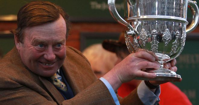 Finian's Rainbow: Has been ruled out by Nicky Henderson