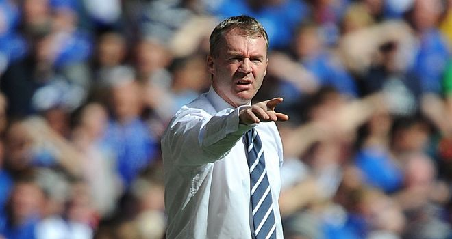 John Sheridan: Chesterfield manager could see his team relegated from League One on Monday