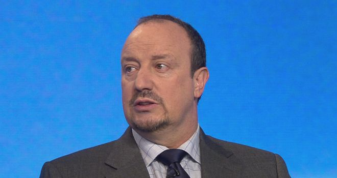 Rafa Benitez: Surprised he was not in contention to succeed Kenny Dalglish at Liverpool