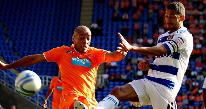Alex Baptiste: Positive first impression of Blackpool's new manager
