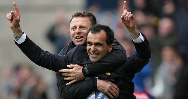 Roberto Martinez: Wigan Athletic manager believes his side can defy the odds against Manchester United