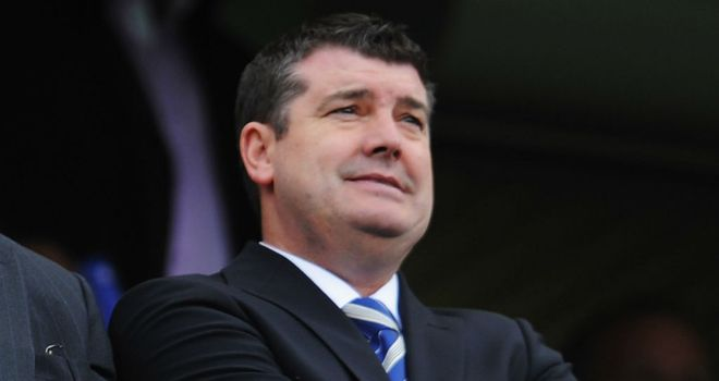 Ron Gourlay: Return to Champions League top priority