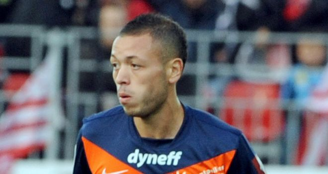 Jamel Saihi: Has helped to put Montpellier in title contention this season