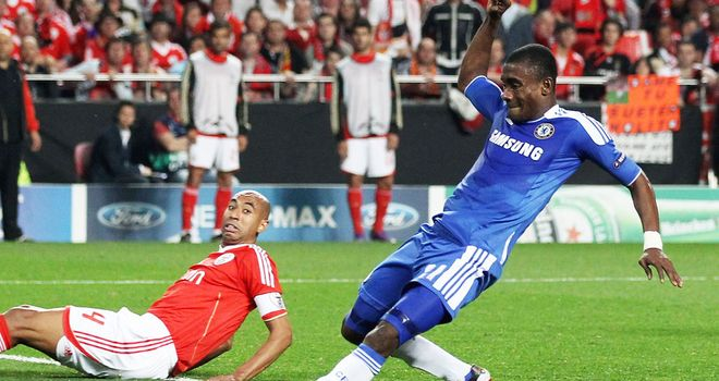 Salomon Kalou: Back in favour and looking to win a new deal at Chelsea