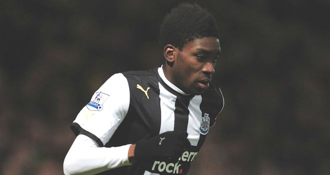 Sammy Ameobi: Looking to follow in the footsteps of older brother Shola