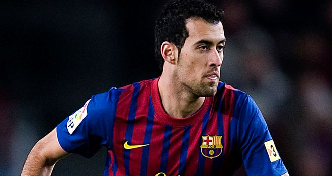 Sergio Busquets: Ready for a difficult clash against Chelsea in the Champions League