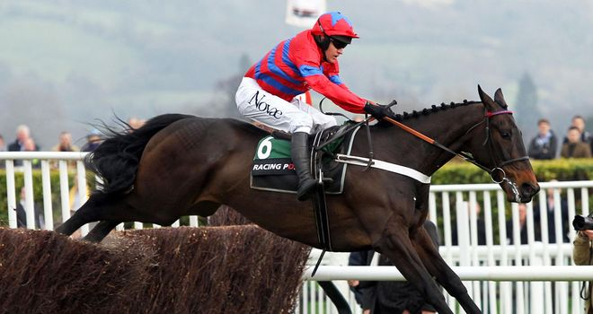 Sprinter Sacre: Looks to have Wishfull Thinking to beat in the Schloer Chase