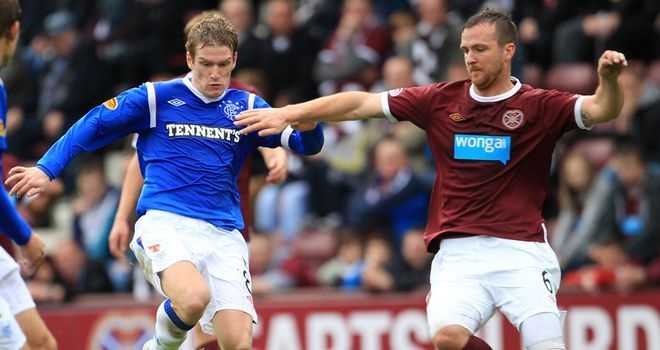 Steven Davis: Is among four nominees for the Scottish PFA player of the year award