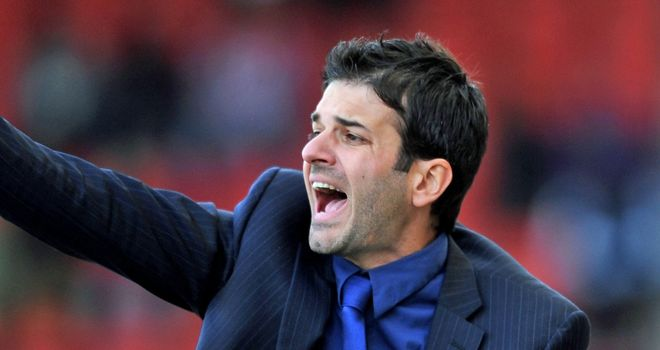 Andrea Stramaccioni: Has played down Mario Balotelli rumours