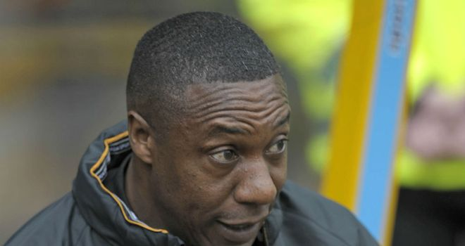 Terry Connor: Insists confidence is still intact at Molineux despite poor recent run
