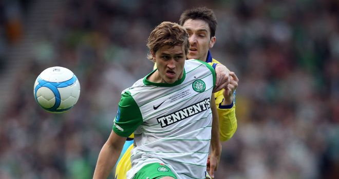 Thomas Rogne: Is hoping Celtic can win the SPL 'in style' with a victory against Kilmarnock on Saturday