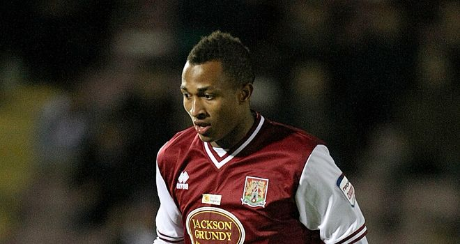 Toni Silva: Liverpool winger is set to join Barnsley after impressing on loan at Northampton last season