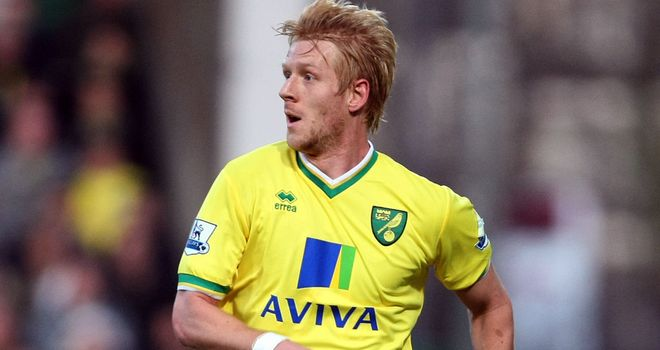 Zak Whitbread: Has signed a two-year deal with Leicester after leaving Norwich at the end of last season
