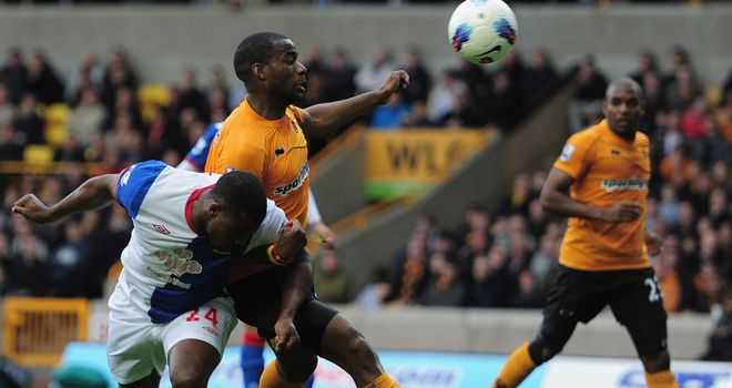 David Davis: Hoping to become a first-team regular at Wolves