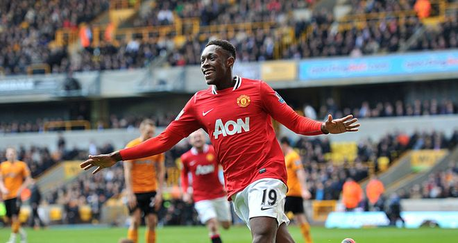Danny Welbeck: Manchester United striker pleased to be back among the goals at Wolves