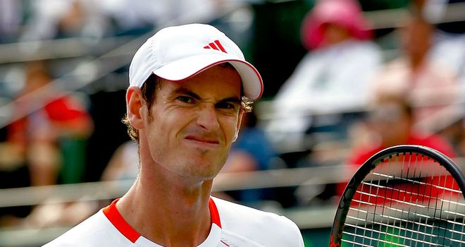 No walk in the park: Murray was hit hard by Raonic and Nadal's withdrawals