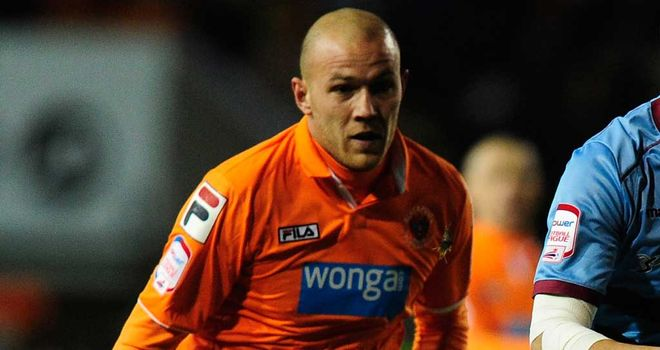 Roman Bednar: Saw injury prevent him from making the desired impact at Blackpool