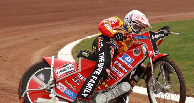 Ben Barker: Top form for Brummies