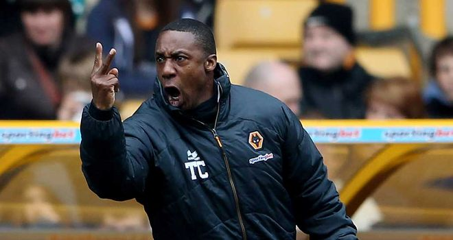 Terry Connor: Wolves boss insists now is not the time to debate decision to sack Mick McCarthy